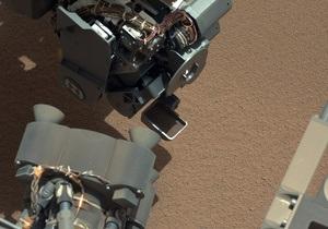 Кьюриосити не нашел метана в атмосфере Марса