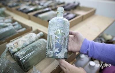В Ізраїлі знайшли алкоголь часів Першої світової