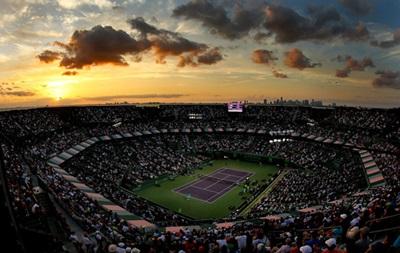 Майамі (ATP): розклад і результати матчів