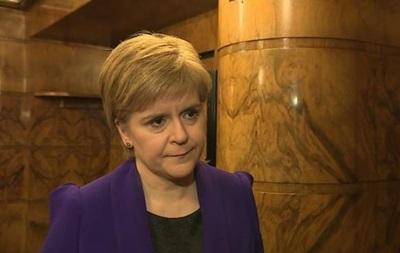 Теракт в Лондоне. Шотландия отложила обсуждение референдума