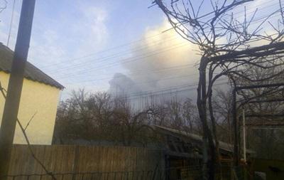 На складі в Балаклії тривають вибухи - ДСНС