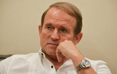 Медведчук прокомментировал запрет на въезд Самойловой