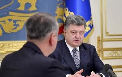 Президент вызвал Грицака из-за убийства в Киеве