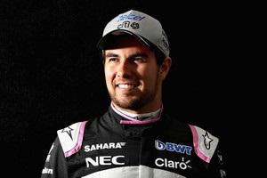Перес вынужден голодать перед стартом сезона Формулы-1