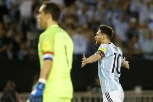 Відбір на ЧС-2018: Мессі приніс перемогу Аргентині, Бразилія розгромила Уругвай