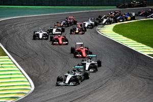 Формула-1: календар сезону-2017