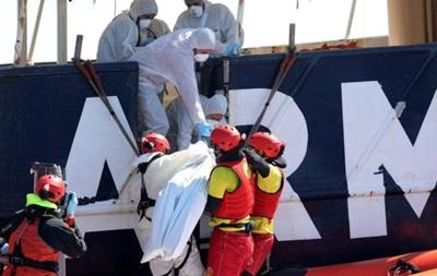 Понад 200 мігрантів ймовірно потонули біля берегів Лівії
