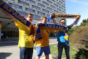 Фанати і рекорд: Васильков про навколофутбольне життя збірної України