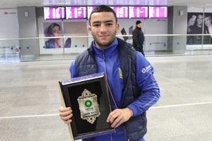 Парвіз Насибов: Кращим на Кубку світу став завдяки тренерам