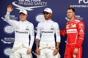 Хемілтон виграв кваліфікацію Гран-прі Австралії