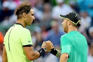 Маямі (ATP): Перемоги Нісікорі і Надаля в огляді матчів ігрового дня