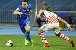 Самі винні: що говорили гравці збірної України після поразки у Хорватії