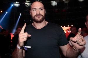 Тайсон Ф юрі повернувся в ринг