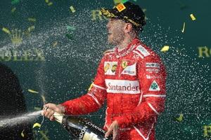 Феттель виграв Гран-прі Австралії