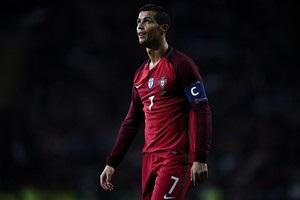 Роналду на четвертом месте среди лучших снайперов евросборных