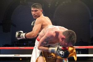 Гарсія: Наш бій із Лінаресом буде класним