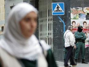 В Бельгии могут законодательно запретить ношение паранджи