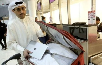 У Британії та США набула чинності заборона на гаджети у літаках