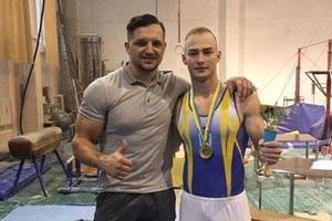 Українського гімнаста, який зрадив батьківщину, не буде в складі збірної