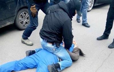 Один з керівників поліції Київщини затриманий на хабарі