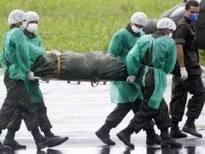 Число тел, обнаруженных на месте крушения A330, возросло до 41