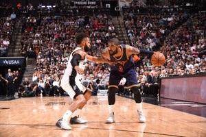 НБА: Сан-Антоніо розгромив Клівленд, Даллас поступився Оклахома-Сіті