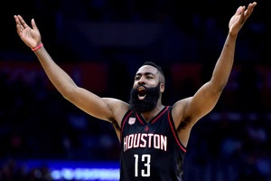 ДеРозан і Харден визнані гравцями тижня в НБА