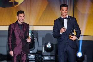 Президент ФІФА: Роналду кращий за Мессі