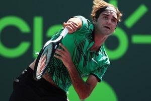 Маямі (ATP): Перемога Федерера над дель Потро в огляді матчів ігрового дня