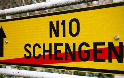 Італія призупинить дію Шенгену