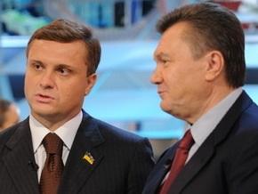 Левочкин назвал ложью заявление о причастности Януковича к изнасилованию