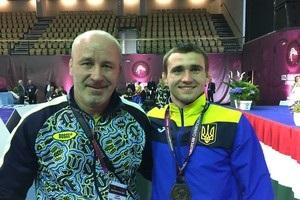 Українські борці здобули дві медалі в перший день чемпіонату Європи