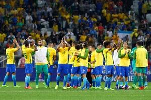 Бразилія стала першою командою, що здобула путівку на ЧС-2018