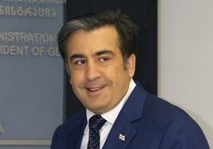Источник: Саакашвили приехал в Киев лично поздравить Януковича