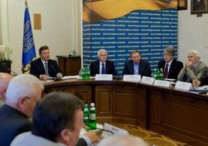 СМИ: Янукович не смог вспомнить, как зовут Ющенко