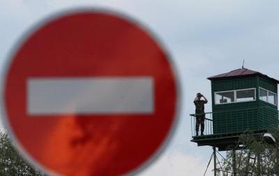 Пропуск машин из России через Пески приостановлен