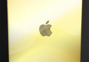Британская компания выпустила золотой iPad стоимостью $1,2 млн