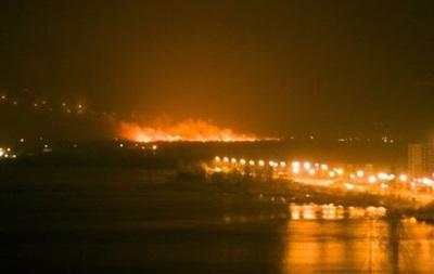 Пожежа на столичних Осокорках ліквідована - ДСНС