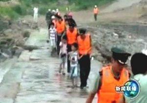 В Китае из-за тайфуна Муйфа эвакуированы более 400 тысяч жителей