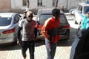 Камерунські футболісти намагалися нелегально залишитися в Криму