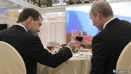 Путин дал губернаторам передышку до мартовских выборов