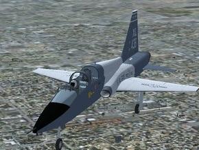 В Калифорнии разбился самолет ВВС США