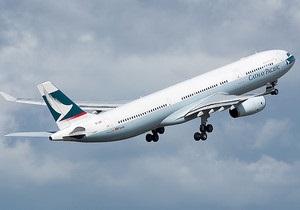 В Гонконге совершил аварийную посадку Airbus с 300 пассажирами на борту