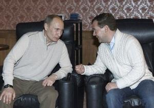 Как держалась интрига: высказывания Путина и Медведева о президентских выборах