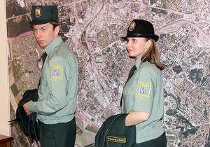 В мэрии Киева презентовали новую форму для работников коммунального предприятия