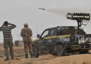 В Бани-Валиде возобновились бои между сторонниками и противниками Каддафи
