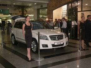 Интерес к новому Mercedes-Benz GLK охватил всю Украину!