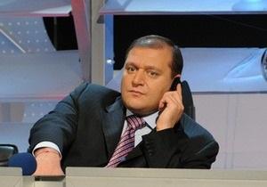 Первый пошел: Добкин назначил соратника Тигипко своим замом