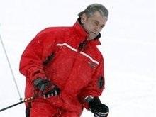Ющенко вернулся на работу после праздников