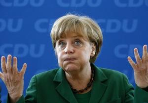Меркель прибыла с неожиданным визитом в Афганистан